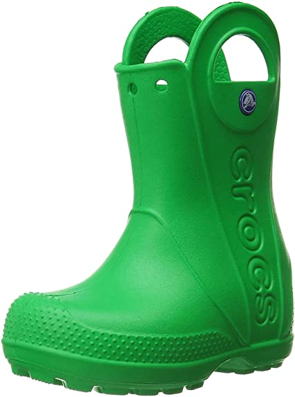 crocs kids wellies
