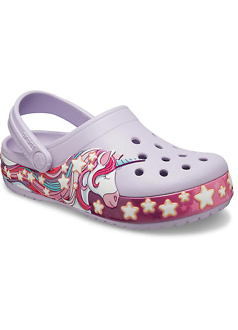 girls crocs