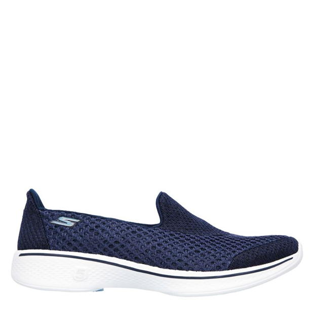 ladies slip on skechers