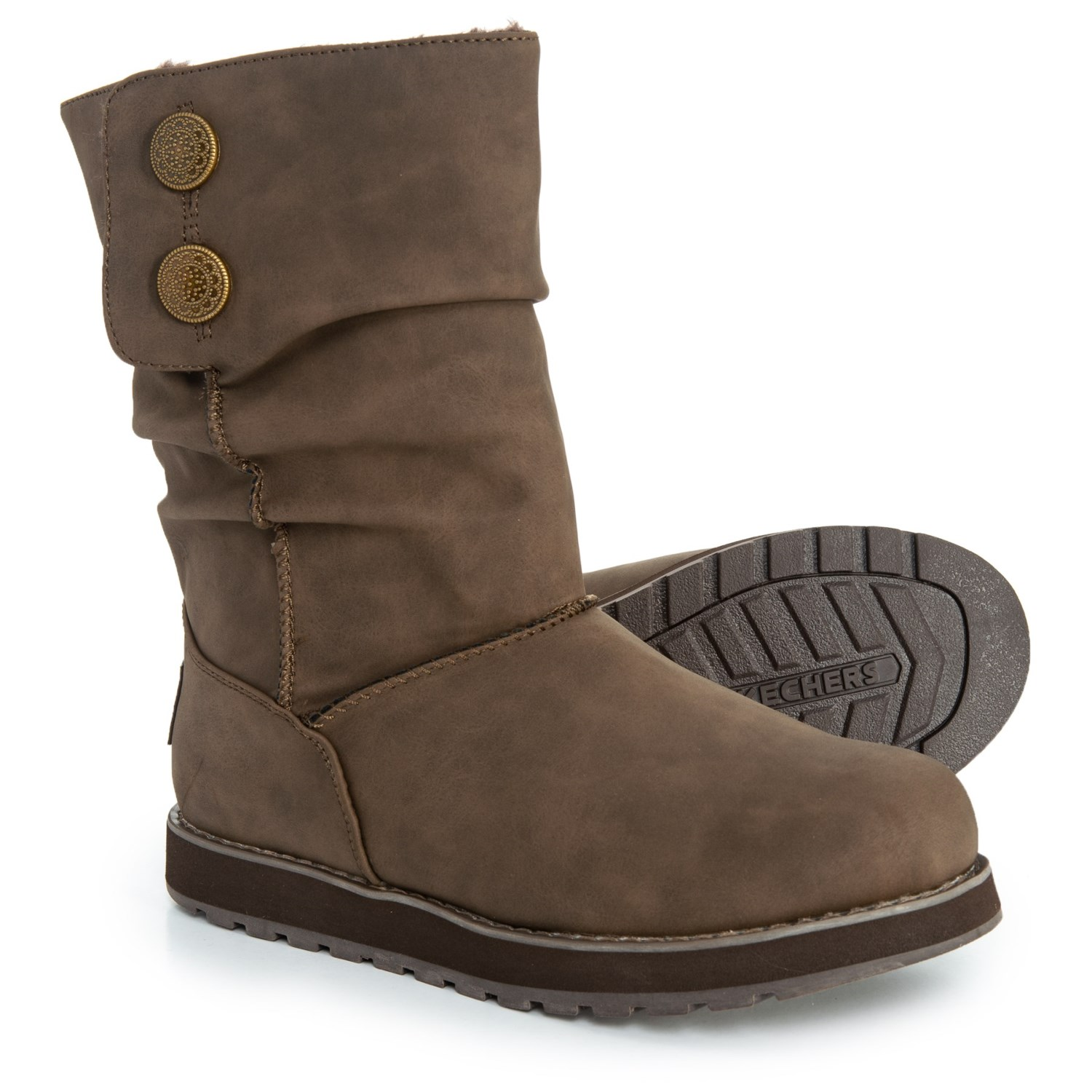 skechers womens boots